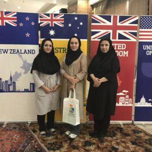 SMEC IB Diploma Program Team Attends Study Abroad Roadshow
