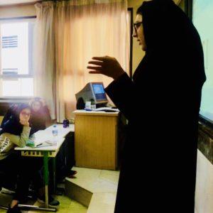 Pre-DP Students Hosting a Guest Speaker
