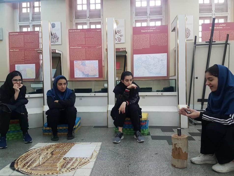 Visiting Malek Gallery