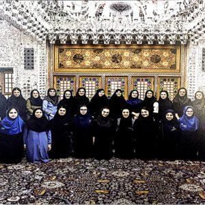 Field trip to Iran Mall, (October 2018)